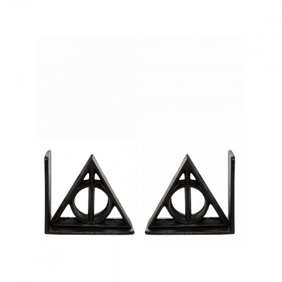 DEATHLY HALLOWS BOOKENDS